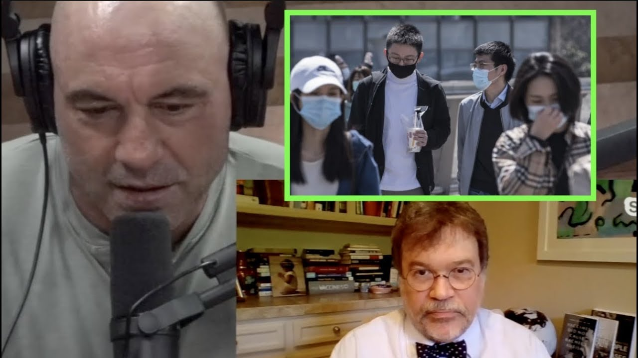 Scientist Peter Hotez Explains Asymptomatic Cases, Effects on Coronavirus by Age | Joe Rogan