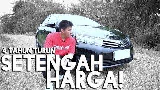 Harga Bekasnya Kaya Avanza : Corolla Altis 2014