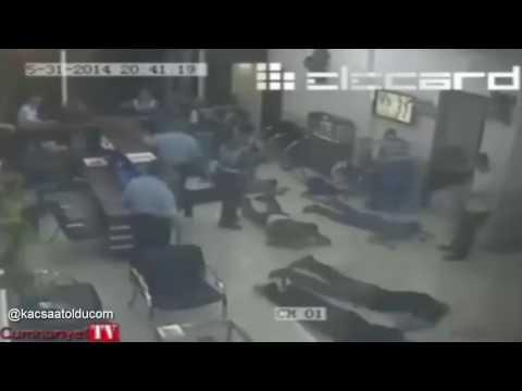 Turkey Izmir police brutality   2016