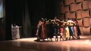 """BAILE INDÍGENA """"EL MARE MARE KARIÑA"""" - DANZA MODERNA - UNIVERSIDAD DE CARABOBO 2012"""