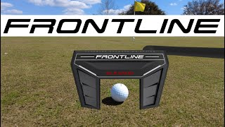 New Cleveland Golf Frontline Elevado Putter - Full Review