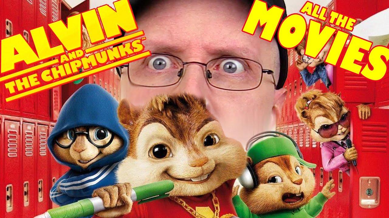All The Chipmunk Movies - Nostalgia Critic