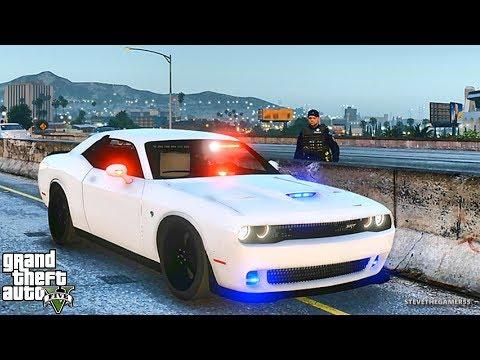 GTA 5 MODS LSPDFR 958  - GANG UNIT PATROL!!! (GTA 5 REAL LIFE PC MOD)