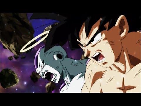 Goku and Frieza