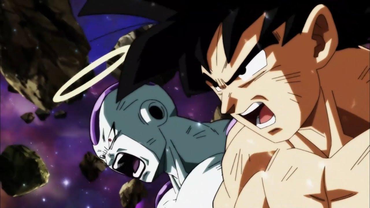 Download Goku and Frieza Vs Jiren 60FPS