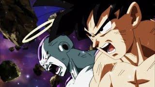 Goku and Frieza Vs Jiren 60FPS