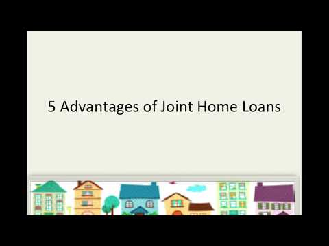 5 Reasons why you should consider a Joint Home Loan