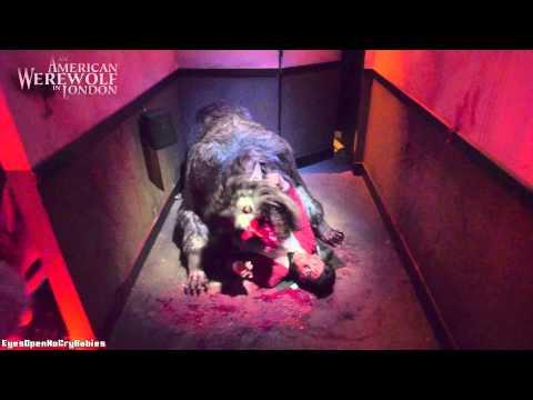 Halloween Horror Nights 2014 at Universal Studios Hollywood