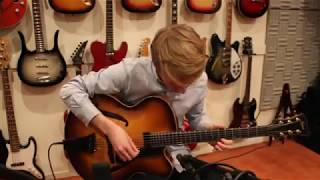 Expressway Music Jazz Guitar - Lulu's Back in Town