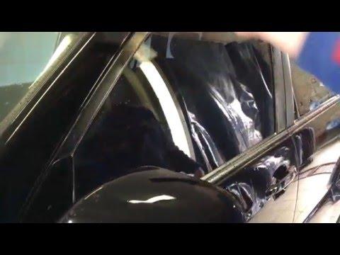 Силиконовый скребок для мойки авто и окон