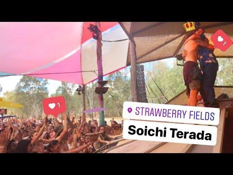 Soichi Terada - Last Song - Strawberry Fields 2017 - Rush Hour 20th Anniversary Tour