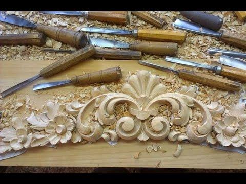 Como hacer gubias para tallar madera youtube - Gubias para madera ...