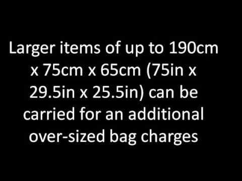 American Airlines Baggage Allowance Policy