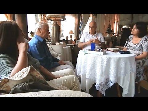 "Alejandro Passadore: ""Cristo vive"" (Entrevista, Parte 1)"