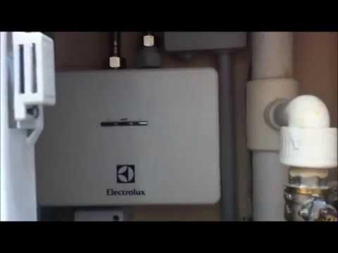 Выбор и установка проточного водонагревателя Electrolux NPX6 Aquatronic Digital. Часть II.