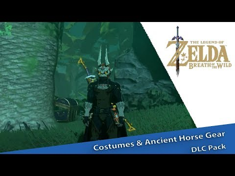 Breath of the Wild DLC Pack 2 - Costumes and Ancient Horse Gear