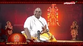 Kattru Karavaik Kanangkal | Thiruppavai | மார்கழித் திங்கள்