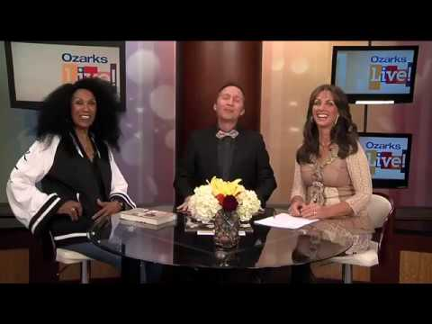 Legendary Ruth Pointer of the Pointer Sisters on Ozarks Live!
