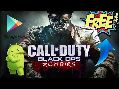 HOW To GET Call Of Duty Black Ops Zombies For FREE On ANDROID NO ROOT