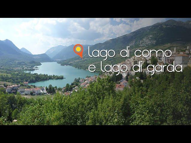 Dicas do Lago di Como e do Lago di Garda na Itália
