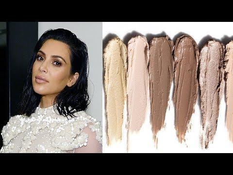 Kim Kardashian Gives Contour & Highlight Kit Sneak Peek - Fans SLAM 'Cheap' Packaging