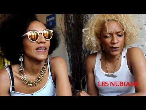 Interview: Les Nubians x Adebukola