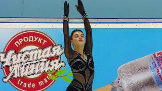 Софья Самодурова Короткая программа Кубок России 2020 21 Четвертый этап