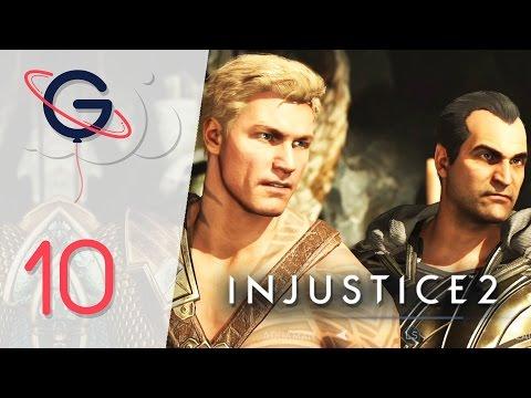 INJUSTICE 2 FR #10 : Les Trois Rois - AQUAMAN ET BLACK ADAM
