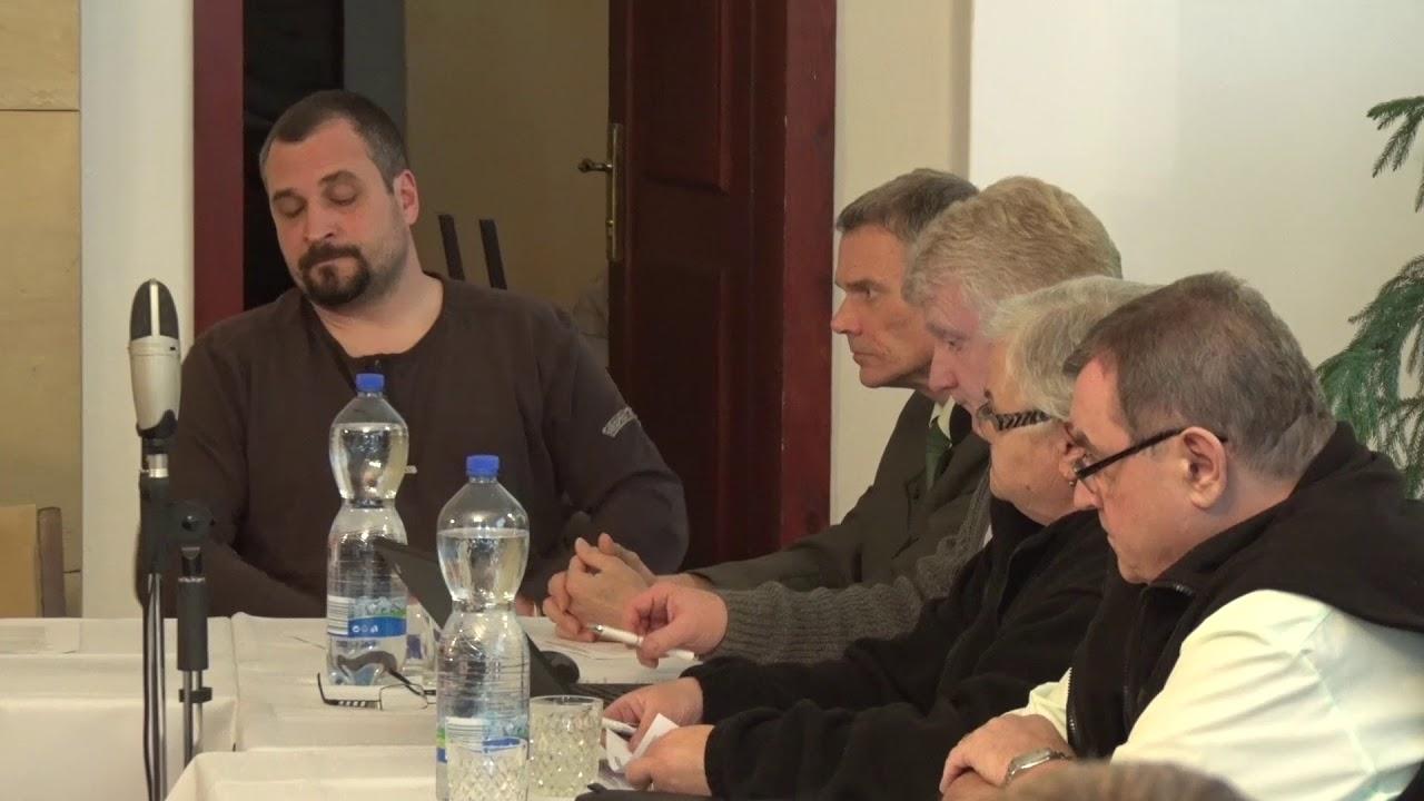 Zastupitelstvo města Hoštky - 8. zasedání 30. 3. 2016