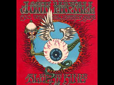 JOHN MAYALL AND THE BLUESBREAKERS : FILLMORE 1968 : I CAN