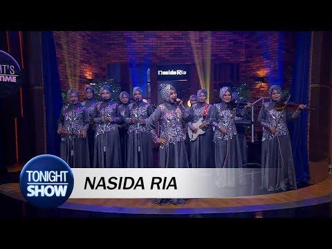 Nasida Ria - Wajah Ayu Untuk Siapa (Special Performance)