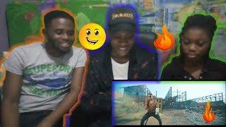 Wizkid - Soco Video REACTION