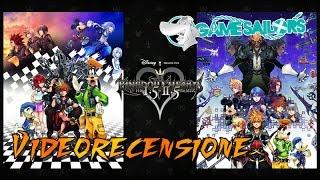 Kingdom Hearts HD 1.5 + 2.5 ReMIX Recensione Full HD in italiano