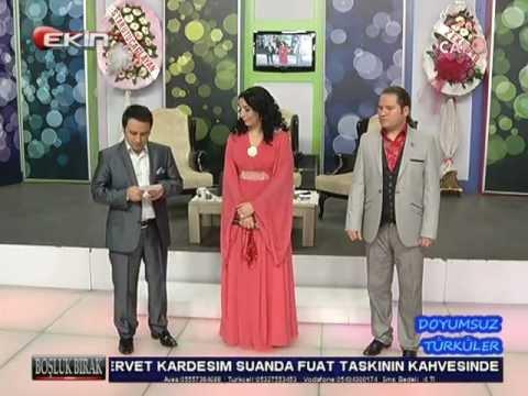 EKİN TV SERVET ŞAHİN DOYUMSUZ TÜRKÜLER 28-01-2013***5
