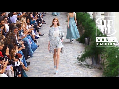 Luisa Beccaria Spring/Summer 2017 Milan Fashion Week