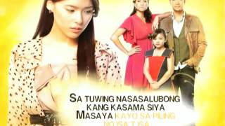 Ba't 'di Ko Ba Nasabi By Krizza Neri (theme From Gma's The Good Daughter) Official Lyric Video