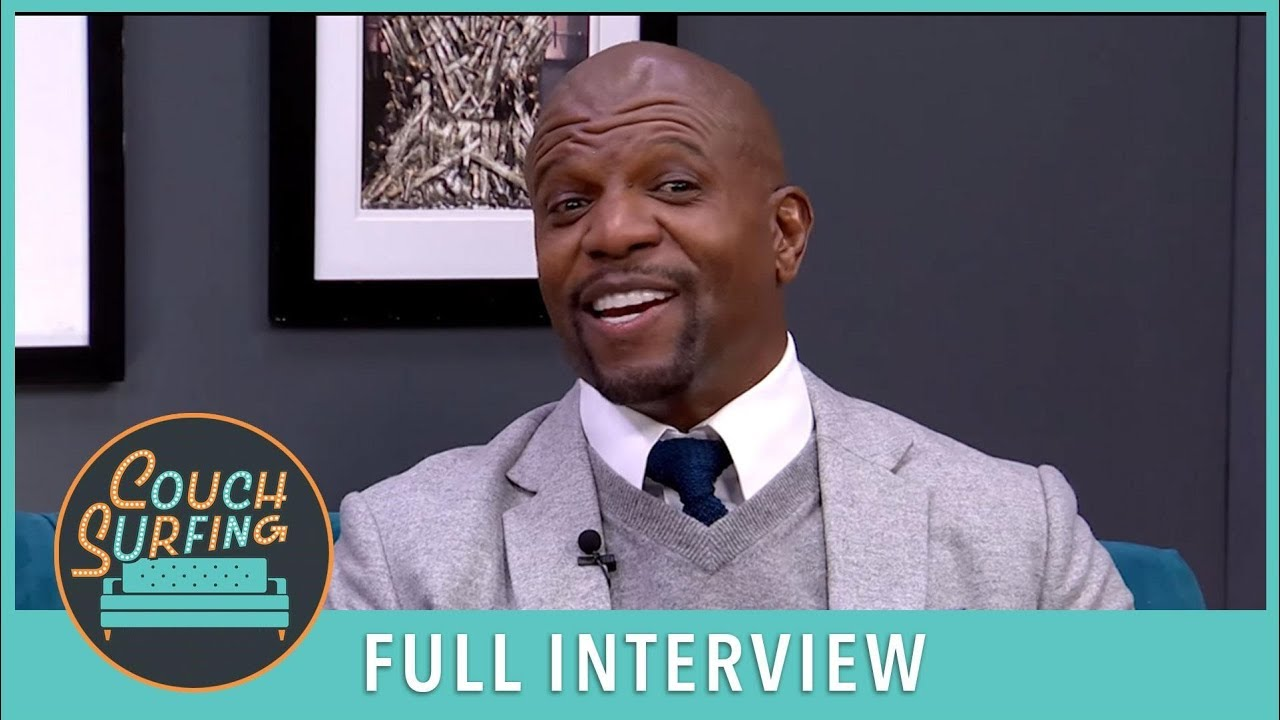 Terry Crews Looks Back At 'White Chicks,' 'Brooklyn Nine-Nine' & More (FULL)