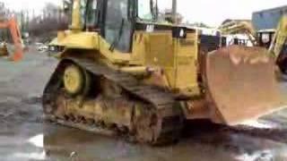 2001 caterpillar d6m xl track dozer for sale