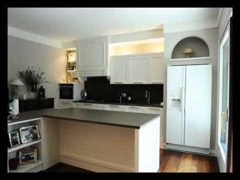 Ristrutturazione cucina e soggiorno - YouTube