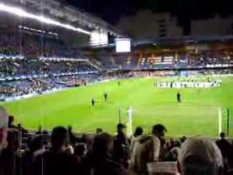Chelsea FC vs. Rosenborg BK 1:1 - Before Kickoff