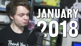 Channel Update - January 2018