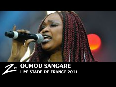 Oumou Sangaré - Stade de France - LIVE HD