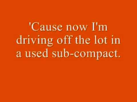 Free Credit Report Car Song W/ Lyrics