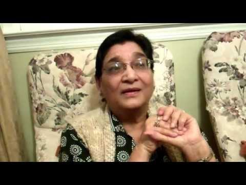 Professor Manju Mehta-ISPaD interview