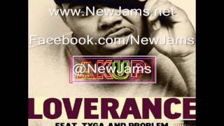 LoveRance - Akup (Feat. Tyga & Problem) NEW MSUIC 2012