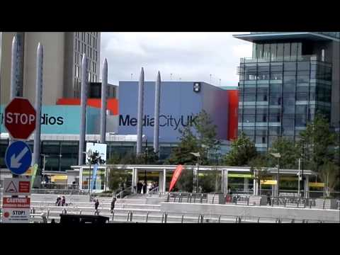 Media City UK, Manchester - Angie's
