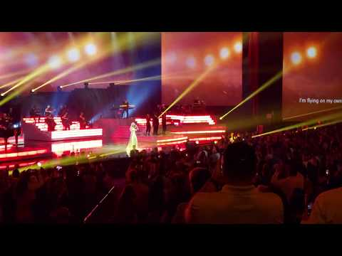 Celine Dion - Flying On My Own (Live In Las Vegas, June 8, 2019)