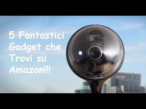 5 Fantastici Gadget Tecnologici che puoi Trovare su Amazon! #GadgetAmazon2