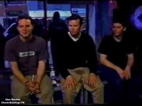 Blink 182 on Much Music, Canada interview (03/03/1998)