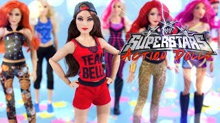 Unbox Daily: WWE Super Stars | Eva Marie | Charlotte Flair | Bella Twins & More